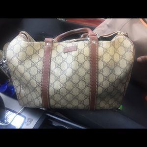 Authentic Gucci Bag Used